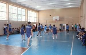 волейбол финал