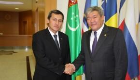МИД Туркменистан